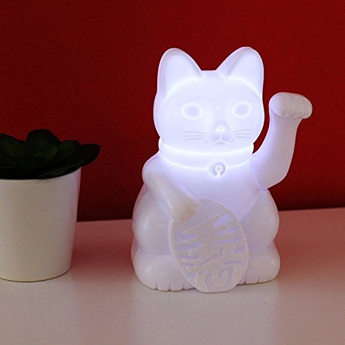 Chinese Cat LED Light : Lampe à Forme de Chat chinois