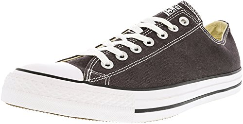Converse Chuck Taylor All Star Ox Dusk Grey Ankle-High Fashion Sneaker - 11.5M / 9.5M