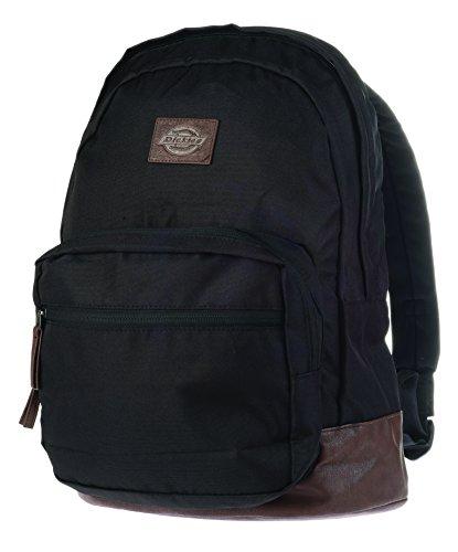 Dickies-rucksack Schwarz (Dickies Rucksack Daypack Everglades Schwarz, 44 cm)