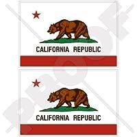 California California Stato Bear Bandiera USA America 4