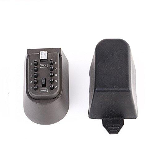 Saflyse Mini Codeschloss Tresor Key Safe Schlüsselbox Keykeeper Safe Notschlüsselkasten Schlüsseltresor