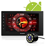 Woodman Latest Launch Neo 2 Android 8.1 with Gorilla Glass & IPS Display Car Stereo Double Din (2 GB/ 16 GB) (with Camera) (2GB)