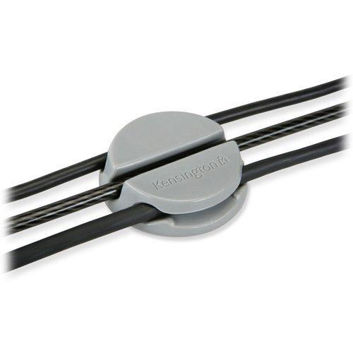 Kensington Cable Management Puck - Kabel - Organizer (Packung mit 2) (K64614WW) Puck-kabel