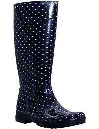 A&H Footwear - Botas de agua de trabajo chica mujer