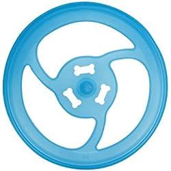 Frisbee para perros Nobleza, color azul, diámetro 26 cm