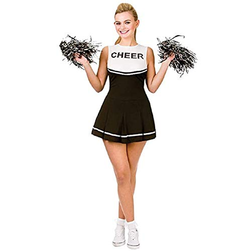 Joytea Damen-Highschool Cheerleader-Abendkleid -Up Party ()