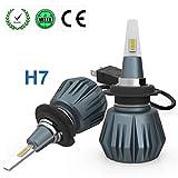 Best Hid Phares - SUPAREE K18 H7 LED Ampoule de Phare Avant Review