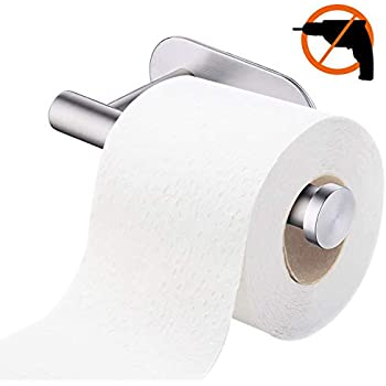 tronisky toilettenpapierhalter ohne bohren papier halter. Black Bedroom Furniture Sets. Home Design Ideas