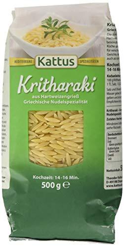 "Kritharaki – ""Griechische Nudeln"""