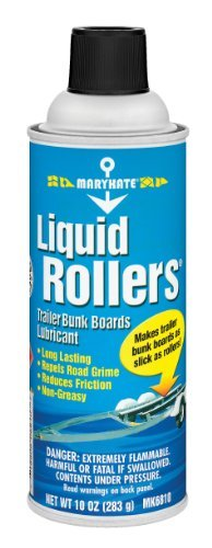 MaryKate Liquid Rollers Trailer Bunk Board Lubricant by MaryKate (Bunk Board)