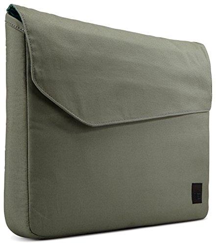 Case Logic LoDo Sleeve Schutzhülle für Notebooks bis 33,8 cm (13,3 Zoll) Petrol Green (Flap-kabel)