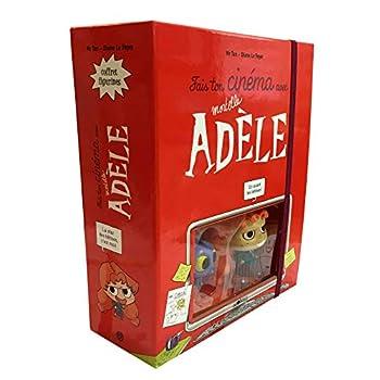 Fais ton cinéma avec Mortelle Adèle figurines