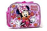 Minnie Mouse Mädchen Pink isolierte Lunchtasche
