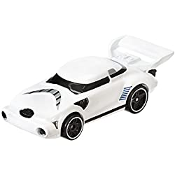 Hot Wheels Star Wars Storm Trooper - modelos de juguetes