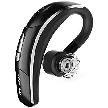 Bluetooth Headset, Torondo Hand Free Wireless Earpiece