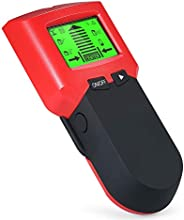 walmeck Stud Finder Wall Detector with Large LCD Digital Wood Studs Center Finder Metal and AC Cable Live Wire