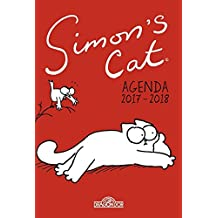 Agenda Simon's cat 2017-2018