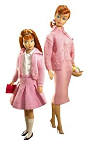 Mattel K7967 - Barbie Collectibles, Barbie & Skipper Giftset, inkl. 2 Puppen