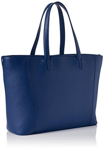 Hugo - Mayfair Shopper, Borse a spalla Donna Blu (Open Blue)