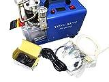 Alta presión 30mpa Compresor eléctrico bomba PCP Bomba de aire...