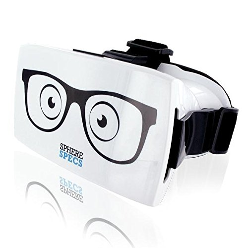SphereSpecs Virtual Reality Headset 3D-360 fuer Android und iPhone - Kostenlose 3d-filme
