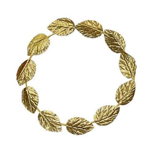 Römisch / grichischer Blattgold Verkleidung Kopfschmuck Kranz