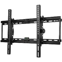 """BPS- Soporte inclinable de pared para TV de 32"""" -70"""" (4K 3D LED / LCD / Plasma / TFT), Súper-fuerza capacidad de Carga hasta 55 kg, Max VESA 600x400mm"""