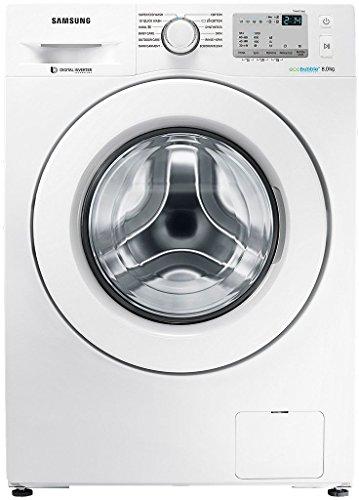 Samsung WW80J4213KW Fully-automatic Front-loading Washing Machine (8 Kg, White)