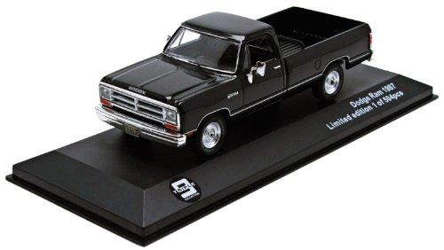 triple-9-t9-43006-vhicule-miniature-modle-lchelle-dodge-ram-pick-up-1987-echelle-1-43