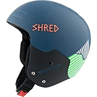 Shred Casco basher NOSHOCK Need More Snow, Navy Blue/Green, M, dhebasg15