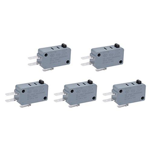 AC125/250V Taste Stellmotor SPDT Micro Miniaturschalter DE de