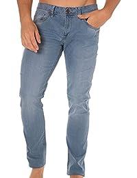 Solid Pantalon Jeans Stretch Roy