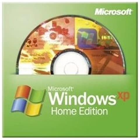 Microsoft OEM Windows XP Home Edition SP2b (EN) - Sistemas operativos (1.5 GB, 0.125 GB, ENG, SVGA, CD/DVD-ROM., Intel Pentium 233 MHz, Microsoft Windows XP Home Edition)