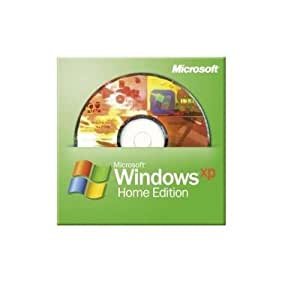 Microsoft Windows XP Home with Service Pack 2 OEM (This OEM software is intended for system builders only)