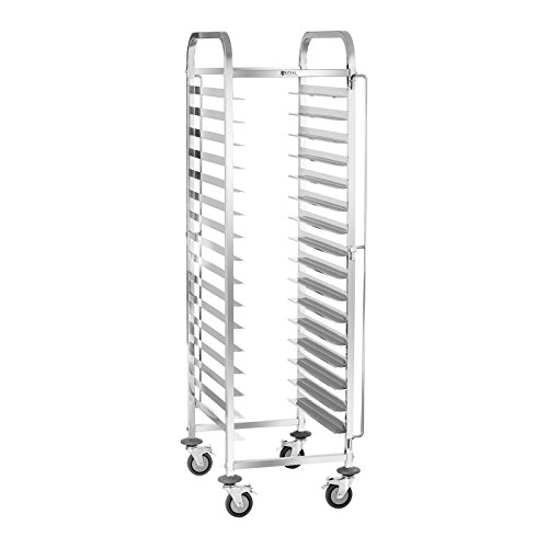 Royal Catering RCTW-16TB.1 Carro Bandejero Carrito