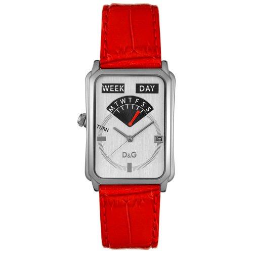 D&G Dolce&Gabbana DW0123 - Orologio da polso da donna