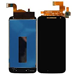 LCD Display SCREEN REPLACEMENT with Touch Screen Digitizer For Motorola Moto G4 - BLACK