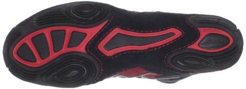 Asics - Männer Cael V5.0 Footwear Schuhe Black/Red