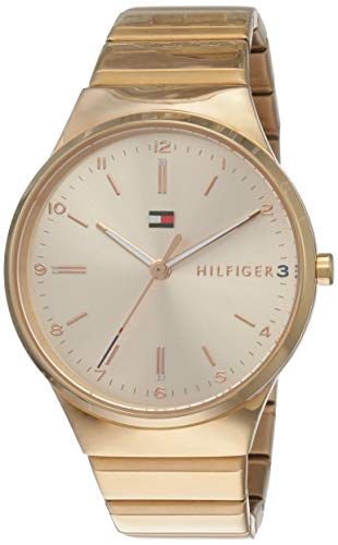 Tommy Hilfiger Analog Rose Gold Dial Women's Watch - TH1781799J