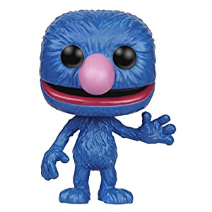POP Sesame Street Grover Vinyl Figure