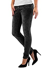 Authentic Style Femme Jeans / Slim Roses