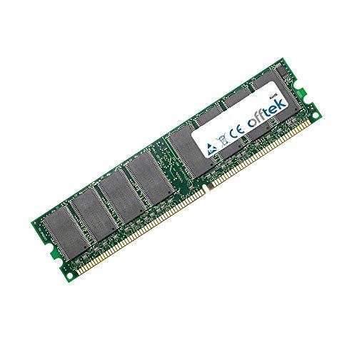 OFFTEK 1GB Ersatz Arbeitsspeicher RAM Memory für Apple Mac Mini G4 1.25Ghz (PC2700 - Non-ECC) Desktop-Speicher -