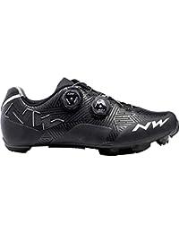 Northwave Rebel Road Shoe Negro/Blanco, ...