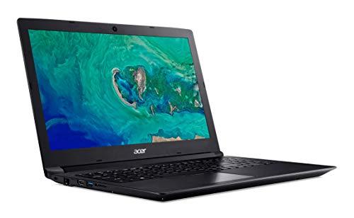 Acer Aspire 3 Notebook A315-33 Laptop (Windows 10, 4GB RAM, 500GB HDD, Intel Celeron, Obsidian Black, 15.6 inch)