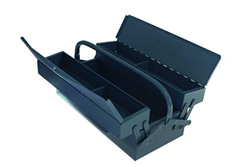 Stubai Mont. Werkzeugkoffer 430 x 200 x 150 mm, 3-teilig, 499301