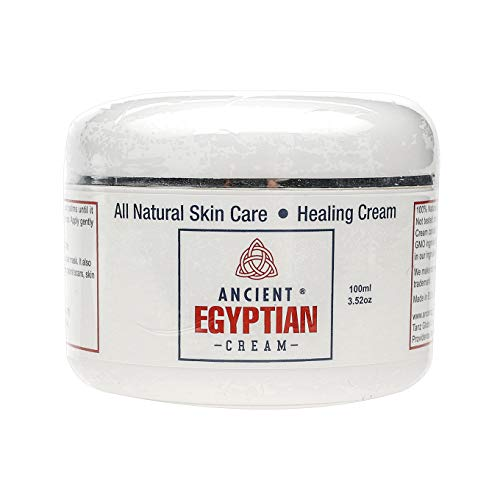 100% Natural Ingredients. Not tested on animals With it's unique formula, Ancient Egyptian Cream contains no additives, added preservatives,parabens or GMO ingredients, instead we utilize the natural preservatives found in our ingredients and are abl...