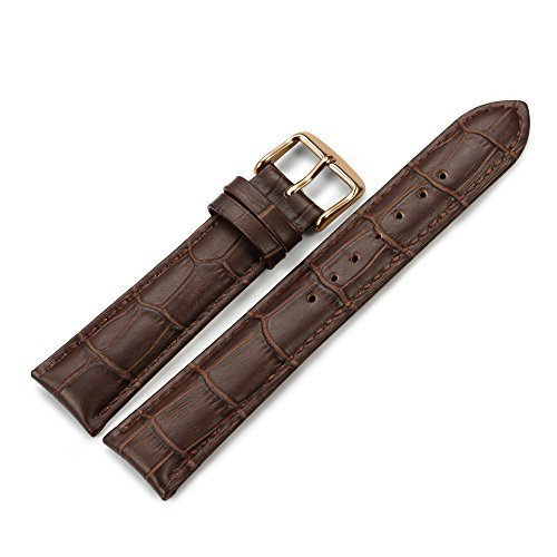 istrap-20mm-calfskin-replacement-watch-band-with-rose-gold-pin-buckle-for-men-women-brown