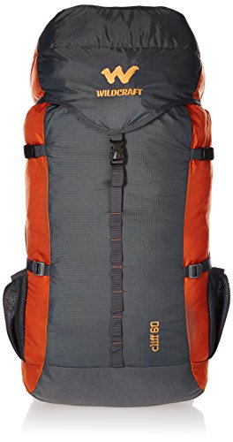 Wildcraft 60 Ltrs Orange Rucksack (8903338073833)  available at amazon for Rs.2885