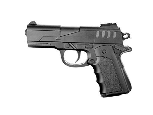 plan beta-Pistola softair a molla 1327-0,2 joule, colore: nero