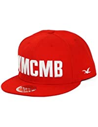 YMCMB - YMCMB - Casquette Snapback YMCMB Rouge logo Blanc